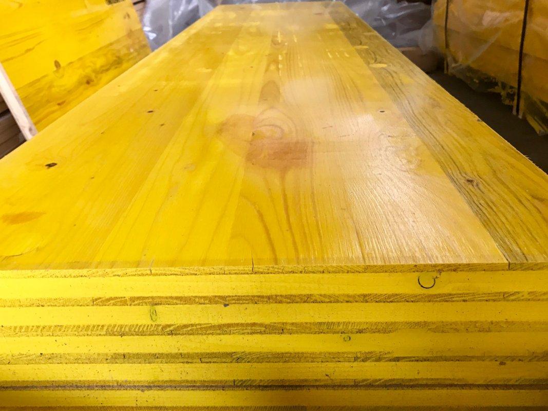 Prodotti per l edilizia in legno lovato legnami - Pannelli gialli tavole armatura ...